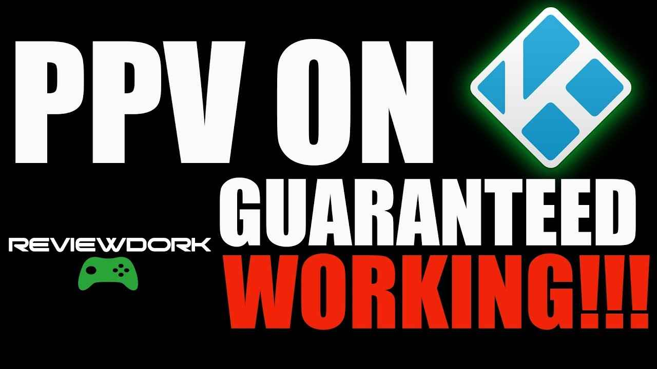How to Watch Live PPV Fights Using Kodi